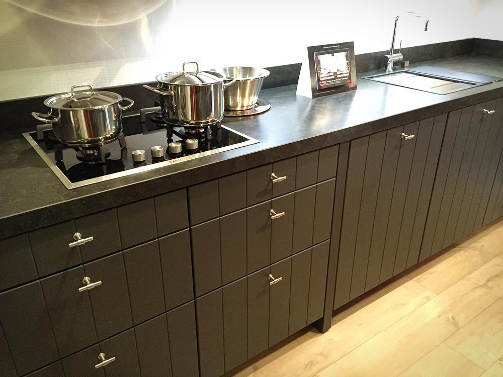 Siematic Keuken Renoveren : Showroomkeuken SieMatic 7007CC Piet Boon Style Keukenstudio van