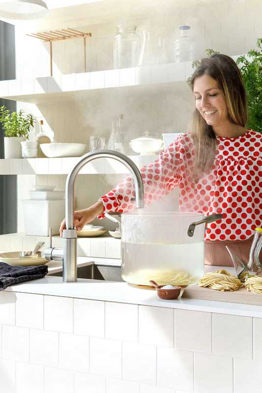 Quooker CUBE Kokend Water