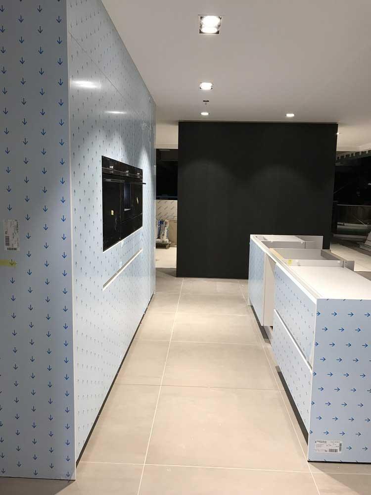 De eerste keukens worden geplaatst in de Siematic Premium Store.