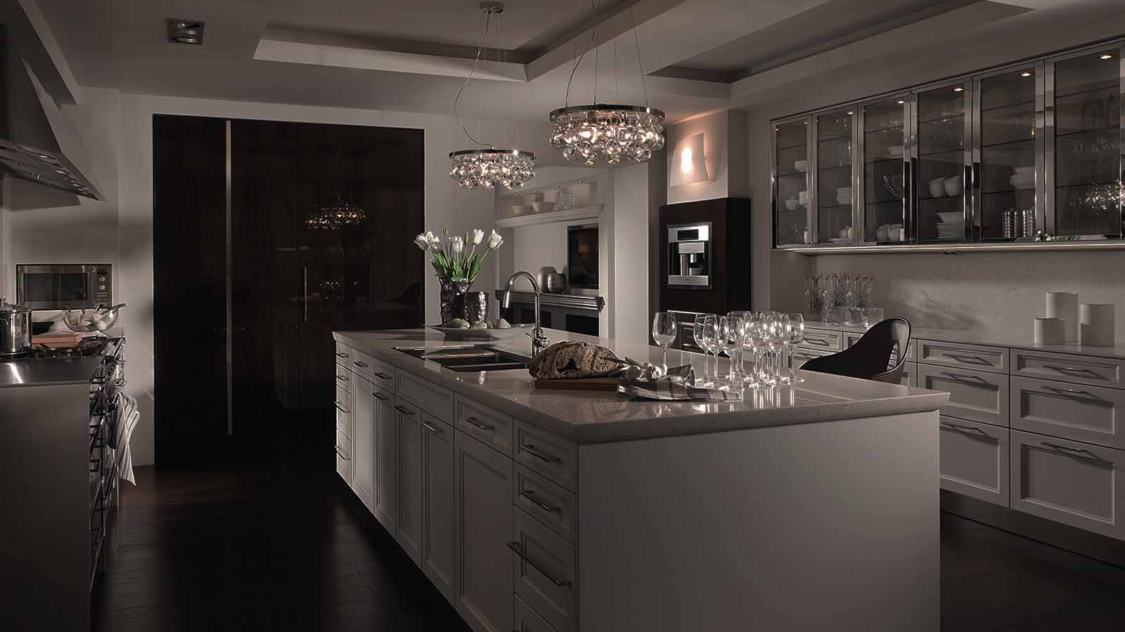 siematic beauxart 02 showroom pot interieur